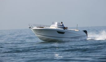 Motor Yacht Jeanneau Cap Camarat 8.5cc til salg