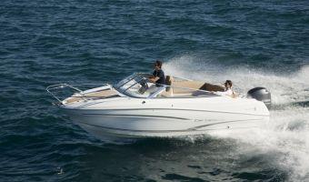 Motor Yacht Jeanneau Cap Camarat 6.5dc til salg