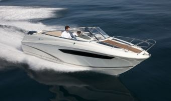 Motor Yacht Jeanneau Cap Camarat 7.5dc til salg