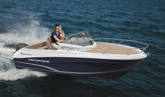Motoryacht Jeanneau Cap Camarat 5.5wa zu verkaufen