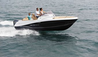 Motoryacht Jeanneau Cap Camarat 6.5wa zu verkaufen