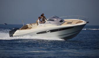 Motor Yacht Jeanneau Cap Camarat 8.5wa til salg