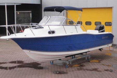 Sea Pro 238 WA, Speed- en sportboten Sea Pro 238 WA te koop bij Jachtbemiddeling Sneekerhof