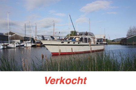 Valk Bakdekker, Motorjacht Valk Bakdekker te koop bij Jachtbemiddeling Sneekerhof