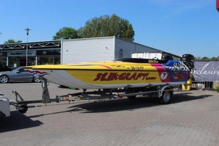 Powerboat Race 7.20, Speed- en sportboten Powerboat Race 7.20 te koop bij Jachtbemiddeling Sneekerhof