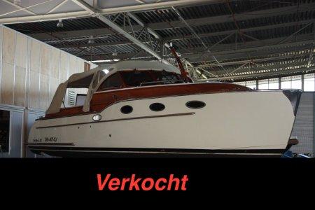Davinci 32, Motorjacht Davinci 32 te koop bij Jachtbemiddeling Sneekerhof