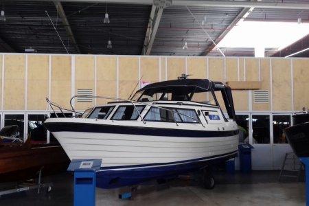 Polar 24, Motorjacht Polar 24 te koop bij Jachtbemiddeling Sneekerhof