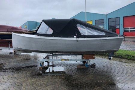 Skarrel Aluminium, Sloep Skarrel Aluminium te koop bij Jachtbemiddeling Sneekerhof