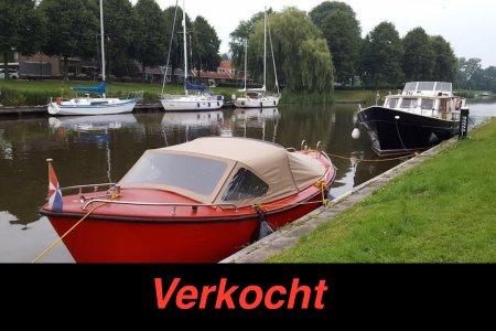 Watercraft Reddingssloep, Sloep Watercraft Reddingssloep te koop bij Jachtbemiddeling Sneekerhof