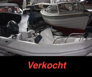 Zodiac Rib Yachtline Deluxe, Speed- en sportboten Zodiac Rib Yachtline Deluxe for sale by Jachtbemiddeling Sneekerhof