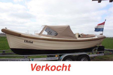 Pura Vida 550, Sloep Pura Vida 550 te koop bij Jachtbemiddeling Sneekerhof