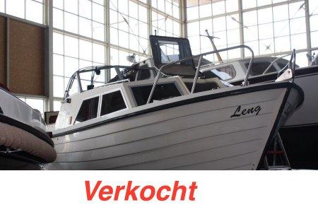 Sollux 760 AK, Motorjacht Sollux 760 AK te koop bij Jachtbemiddeling Sneekerhof