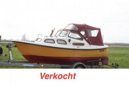 CABIN SLOEP 520, Sloep CABIN SLOEP 520 te koop bij Jachtbemiddeling Sneekerhof
