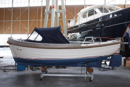 Enkhuizer Sloep 500, Sloep Enkhuizer Sloep 500 te koop bij Jachtbemiddeling Sneekerhof