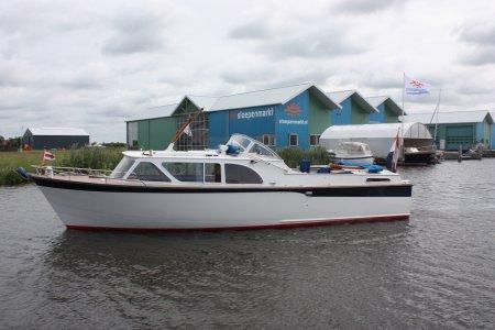 Verhoef Kruiser 965, Motorjacht Verhoef Kruiser 965 te koop bij Jachtbemiddeling Sneekerhof