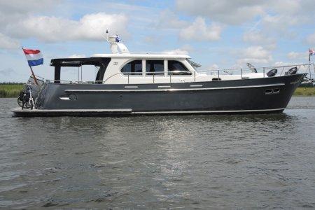 Super Lauwersmeer SL 460 OC, Motorjacht Super Lauwersmeer SL 460 OC te koop bij Jachtbemiddeling Sneekerhof