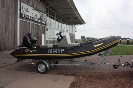 Bombard Rib, RIB en opblaasboot Bombard Rib te koop bij Jachtbemiddeling Sneekerhof