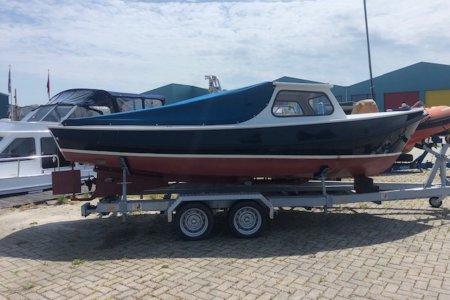 Vlet 620, Sloep Vlet 620 te koop bij Jachtbemiddeling Sneekerhof