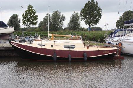 Baarda Zeegrundel, Motorjacht Baarda Zeegrundel te koop bij Jachtbemiddeling Sneekerhof