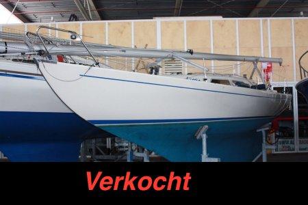 Marieholm IF, Zeiljacht Marieholm IF te koop bij Jachtbemiddeling Sneekerhof