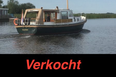 Gillissen Vlet 970 OK, Motorjacht Gillissen Vlet 970 OK te koop bij Jachtbemiddeling Sneekerhof