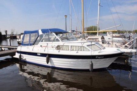 Inter 9000, Motorjacht Inter 9000 te koop bij Jachtbemiddeling Sneekerhof