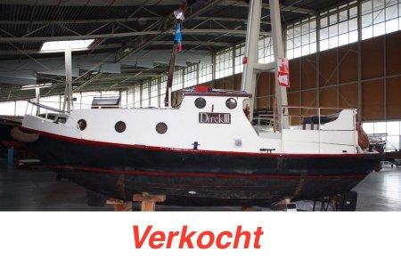 Sleep Vlet, Motorjacht Sleep Vlet te koop bij Jachtbemiddeling Sneekerhof