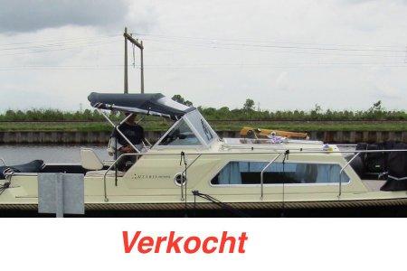 Antaris Family 720, Motorjacht Antaris Family 720 te koop bij Jachtbemiddeling Sneekerhof
