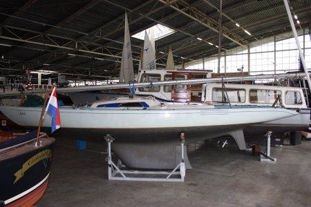 Safir Kajuitzeiljacht, Zeiljacht Safir Kajuitzeiljacht te koop bij Jachtbemiddeling Sneekerhof