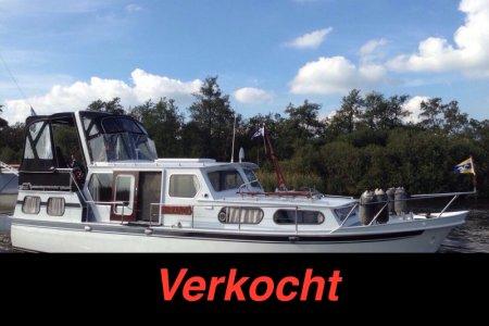 Faber Kruiser, Motorjacht Faber Kruiser te koop bij Jachtbemiddeling Sneekerhof