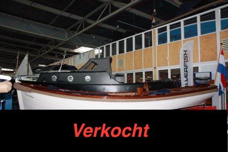 Kapiteins Sloep, Sloep Kapiteins Sloep te koop bij Jachtbemiddeling Sneekerhof