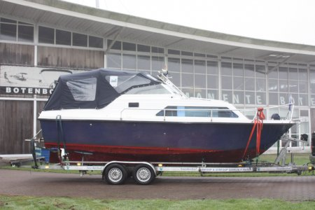 Marco 810 OK, Motorjacht Marco 810 OK te koop bij Jachtbemiddeling Sneekerhof