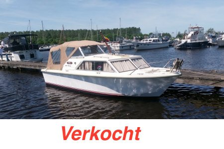 Polaris 770 L, Motorjacht Polaris 770 L te koop bij Jachtbemiddeling Sneekerhof