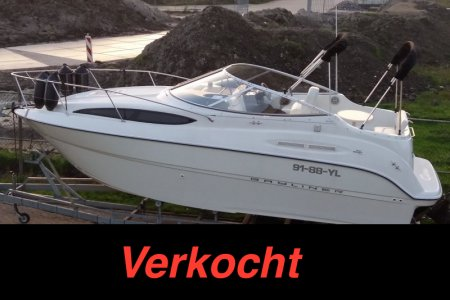 Bayliner 245 Ciera, Speed- en sportboten Bayliner 245 Ciera te koop bij Jachtbemiddeling Sneekerhof