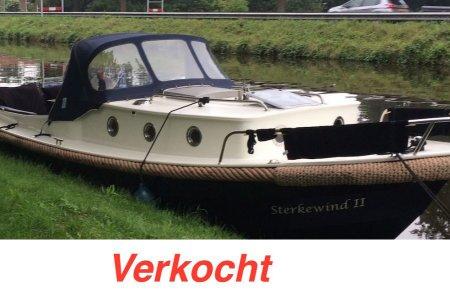 Wartenster 750 Vlet, Motorjacht Wartenster 750 Vlet te koop bij Jachtbemiddeling Sneekerhof