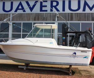 Sessa Ocean, Speed- en sportboten Sessa Ocean for sale by Jachtbemiddeling Sneekerhof