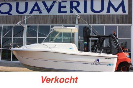 Sessa Ocean, Speed- en sportboten Sessa Ocean te koop bij Jachtbemiddeling Sneekerhof