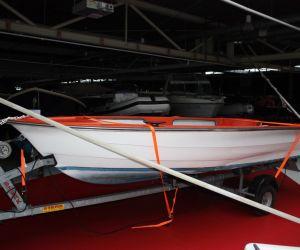 Flacon 400, Open motorboot en roeiboot Flacon 400 for sale by Jachtbemiddeling Sneekerhof