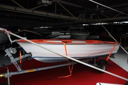 Placom 400, Open motorboot en roeiboot Placom 400 te koop bij Jachtbemiddeling Sneekerhof