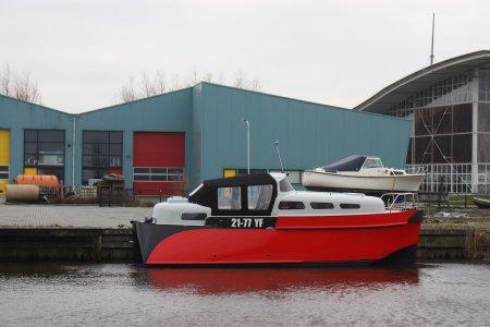 Innovaar 750, Motorjacht Innovaar 750 te koop bij Jachtbemiddeling Sneekerhof
