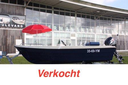 Perkoz II, Sloep Perkoz II te koop bij Jachtbemiddeling Sneekerhof