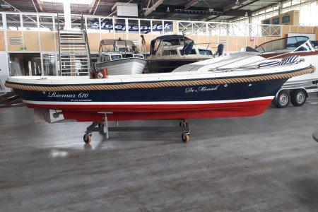 Riomar 610, Sloep Riomar 610 te koop bij Jachtbemiddeling Sneekerhof