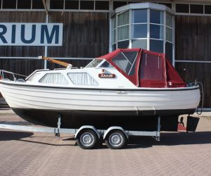 Wiking 21, Motorjacht Wiking 21 for sale by Jachtbemiddeling Sneekerhof