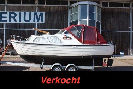 Wiking 21, Motorjacht Wiking 21 te koop bij Jachtbemiddeling Sneekerhof