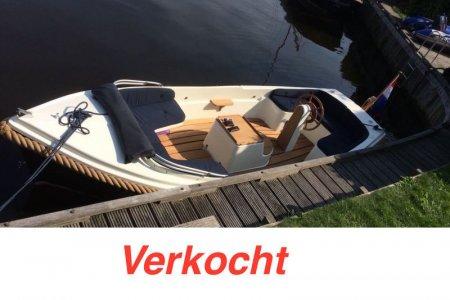 Arie  Wiegmans 16, Sloep Arie  Wiegmans 16 te koop bij Jachtbemiddeling Sneekerhof