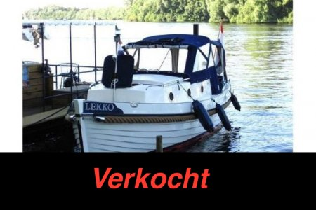 Weco 685 Cabin, Sloep Weco 685 Cabin te koop bij Jachtbemiddeling Sneekerhof