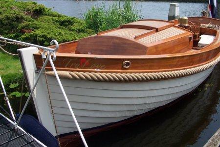 Kapiteins Sloep Cabin, Sloep Kapiteins Sloep Cabin te koop bij Jachtbemiddeling Sneekerhof