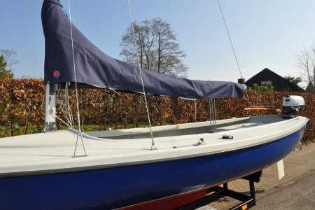 Randmeer ADVANCE, Open zeilboot Randmeer ADVANCE te koop bij Jachtbemiddeling Sneekerhof