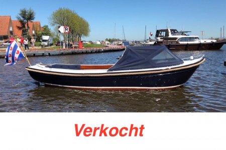 Toer Vletje, Sloep Toer Vletje te koop bij Jachtbemiddeling Sneekerhof