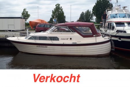 Joda 27, Motorjacht Joda 27 te koop bij Jachtbemiddeling Sneekerhof